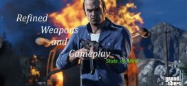 Refined Weapons and Gameplay – Weapons for GTA5