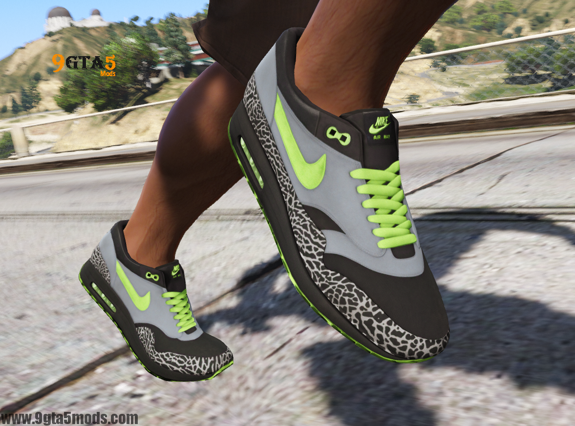 Men's Air Max Shoes – Player Mods For GTA5-1