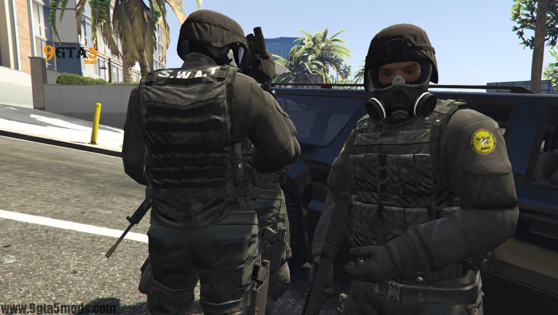 swat ghost team gta 5 - 1
