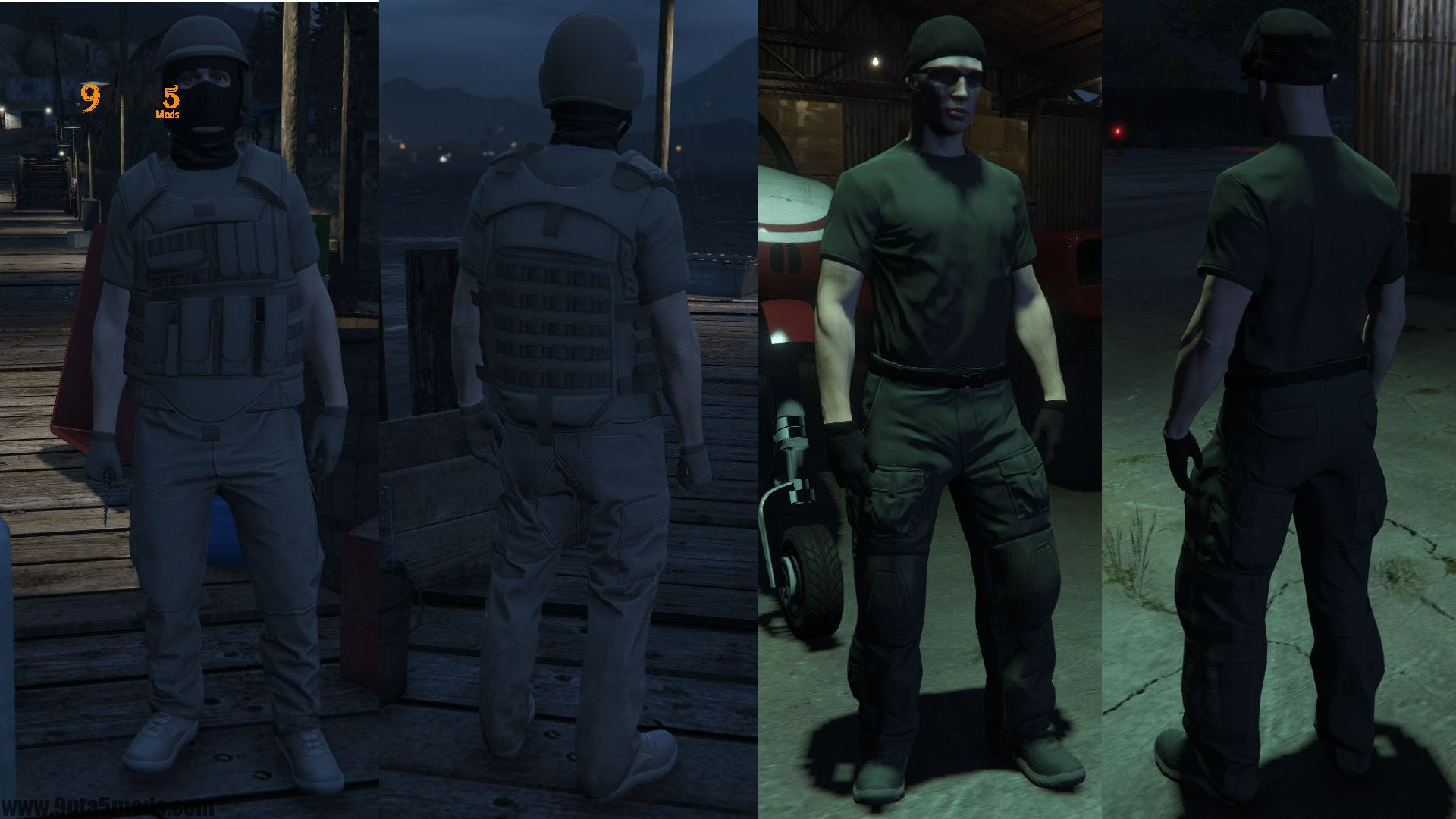 Mp Male Emergency Outfits U2013 Player Mods For GTA5 - 9gta5mods.com