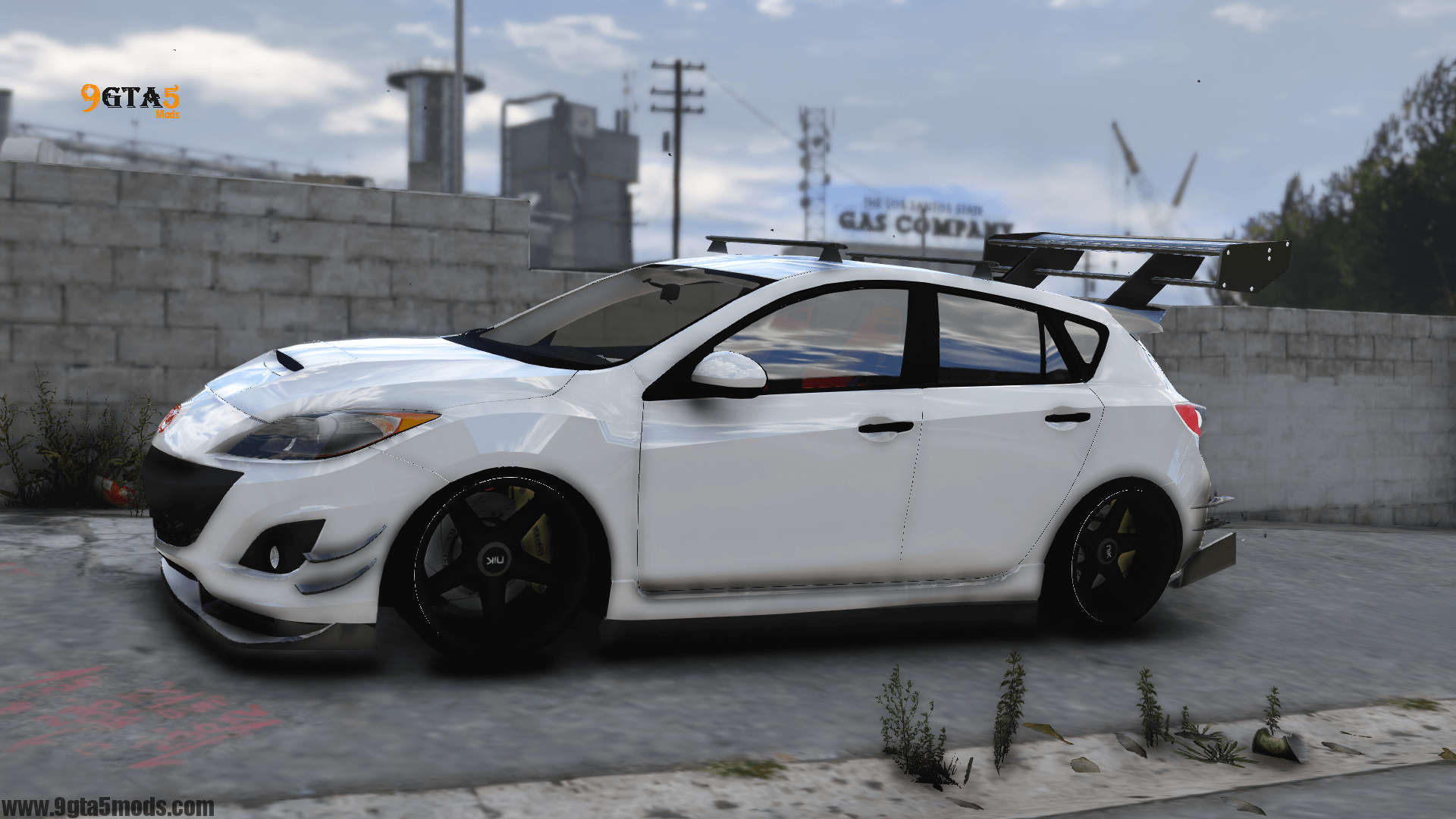 Mazda 3 Hatchback With Rims >> 2010 Mazda 3 Modify [Add-On | Template | Tuning] – GTA 5 ...