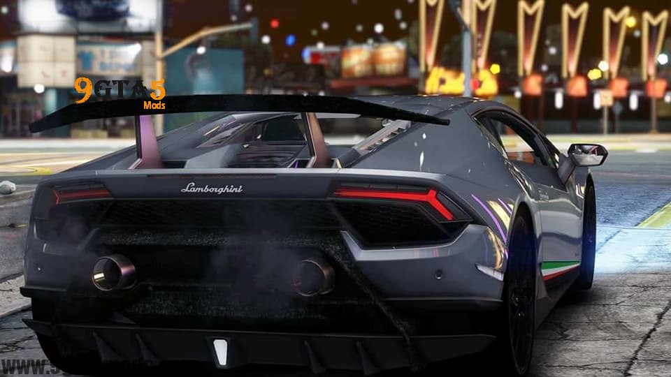 2018 Lamborghini Huracan Performante >> Lamborghini Huracan Performante – GTA 5 Vehicles ...
