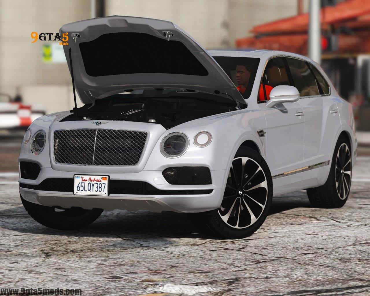 2017 Bentley Bentayga [Add-On   Tuning   Analog-Digital Dials]– GTA
