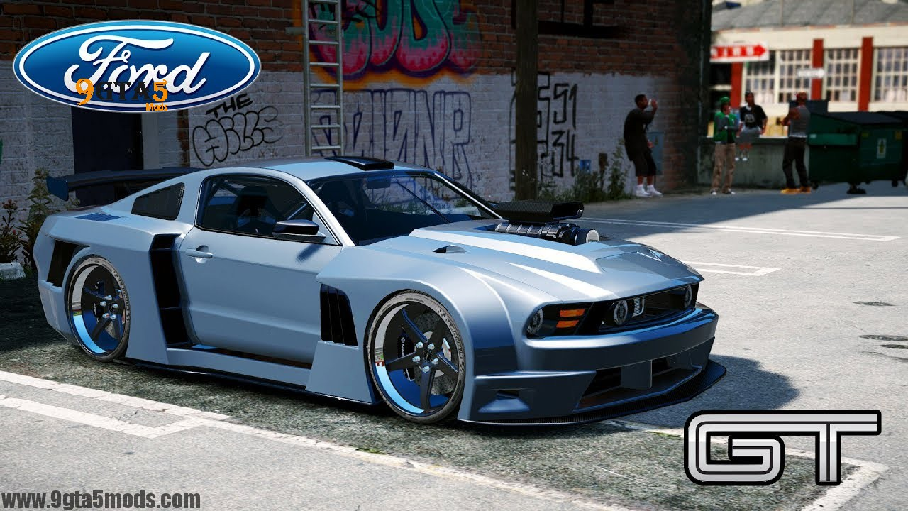 Ford Mustang GT Circuit Spec 2011 [Add-On/OIV] – GTA 5 Vehicles