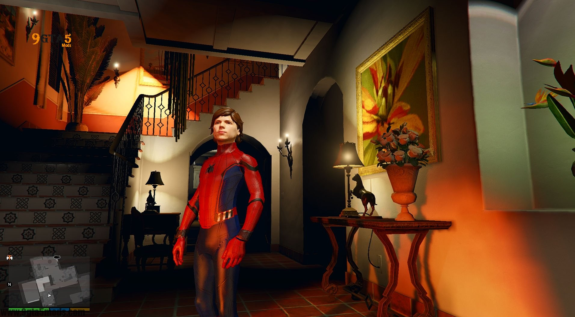Spider-Man: Homecoming [4K] – Player Mods For GTA5 ...