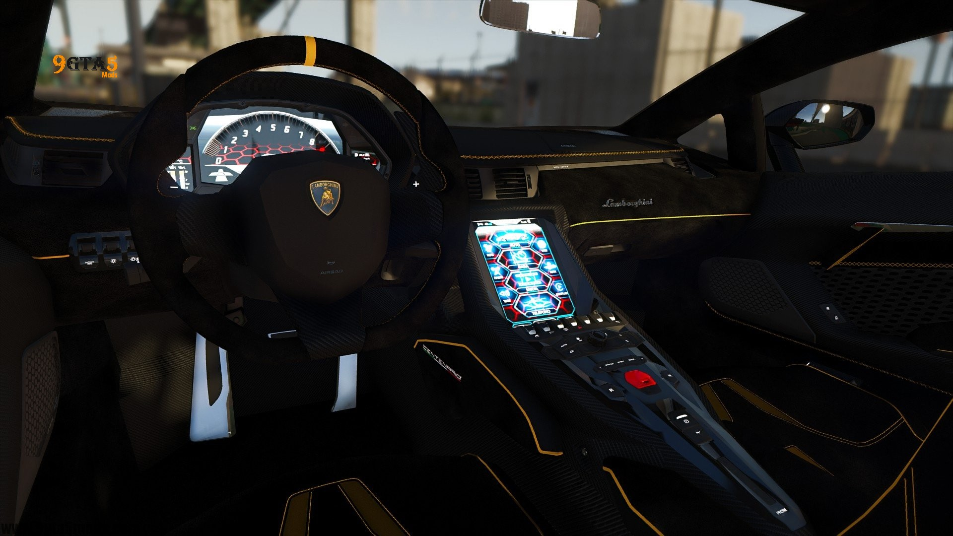 2016 Lamborghini Centenario Lp770 4 Gta 5 Vehicles 9gta5mods Com