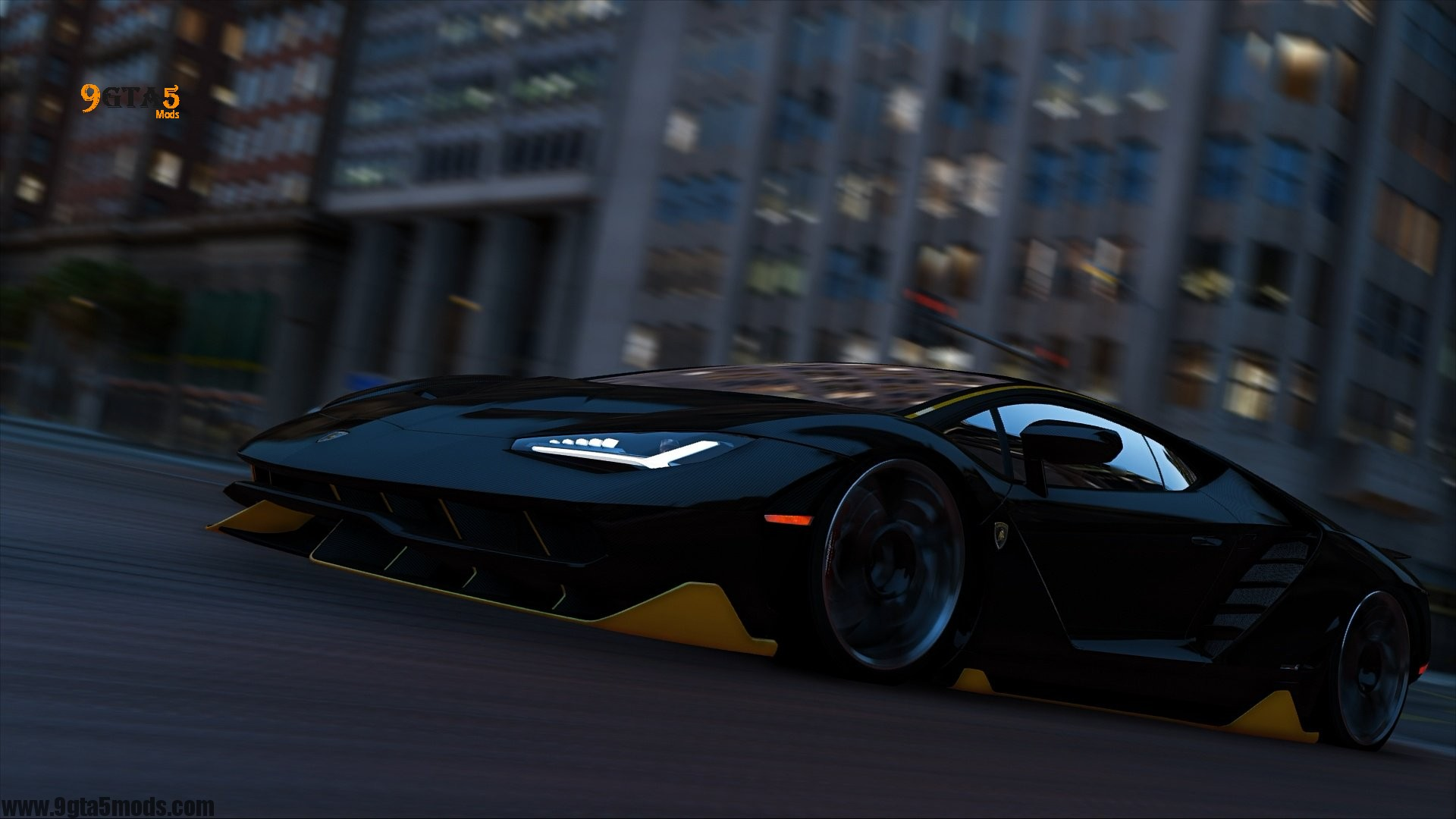 2016 Lamborghini Centenario Lp770 4 Gta 5 Vehicles