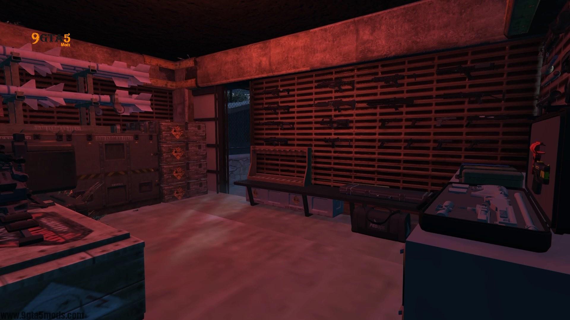Trevor's Log House13