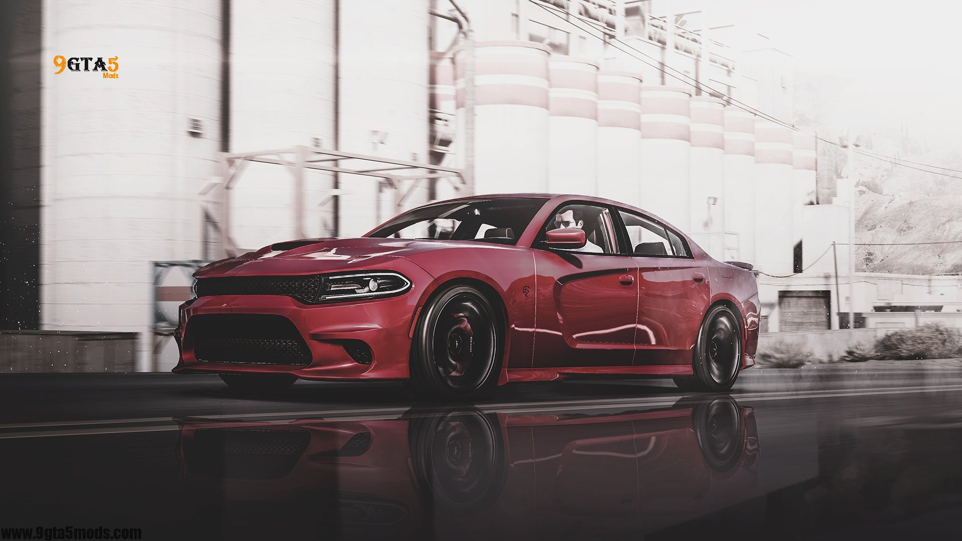 Charger Srt Hellcat >> 2016 Dodge Charger SRT Hellcat [Add-On | Replace | Animated | Template | Analog / Digital-Dials ...