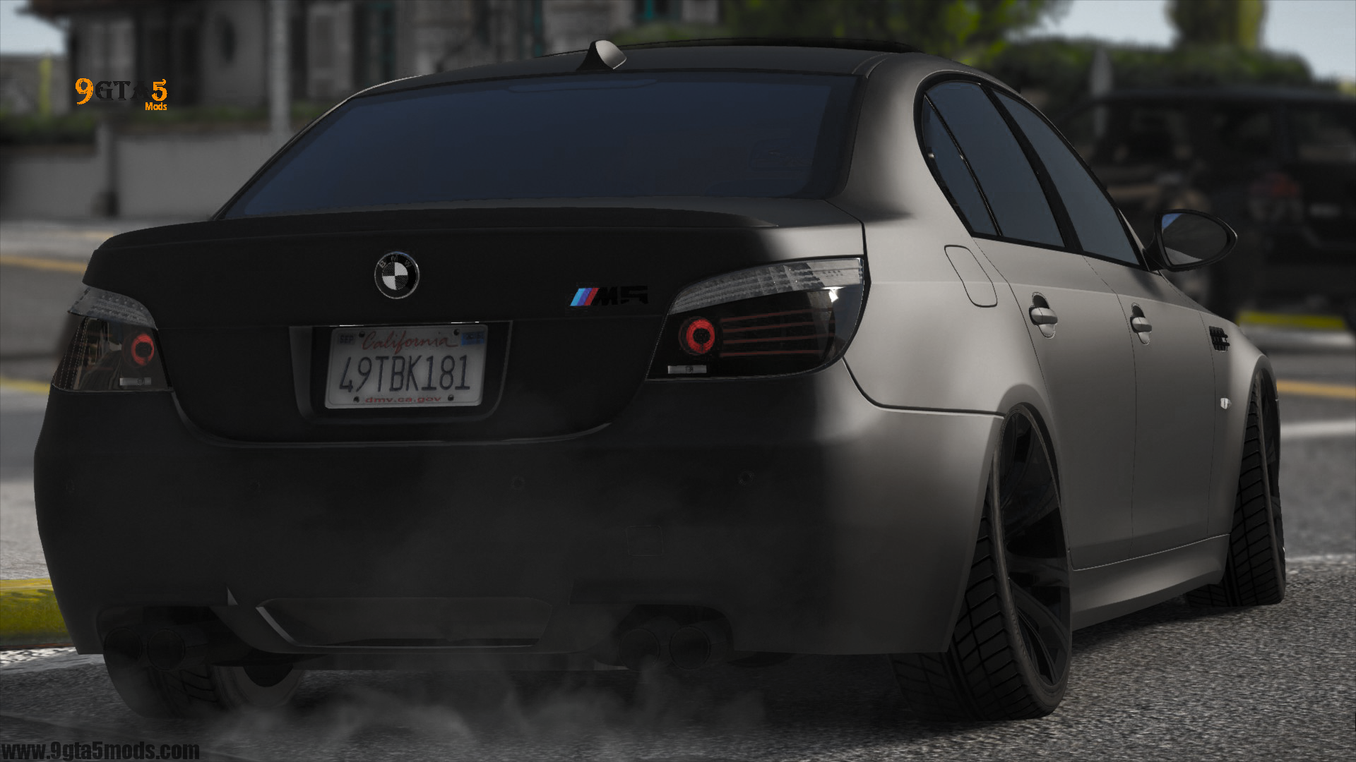 Bmw E60 M5 Add On Tuning Liveries Gta 5 Vehicles