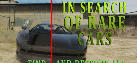 In Search of Rare Cars – GTA 5 SCRIPTS Mods