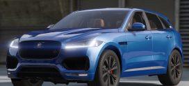 Jaguar F-pace 2017 [Add-on] – GTA 5 Vehicles