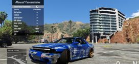 Manual Transmission & Steering Wheel Support – GTA 5 SCRIPTS Mods