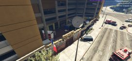 Zombie Survival Zone + Millitary Base Survive Big Map – GTA 5 Vehicles
