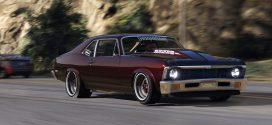 "1972 Hoonigan Chevrolet ""Napalm Nova"" [ADDON   ANIMATED]  – GTA 5 Vehicles"