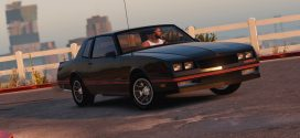 Chevrolet Monte Carlo SS '88 [Add-On | Tuning] – GTA 5 Vehicles