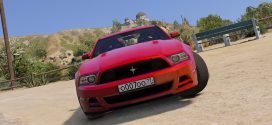 Ford Mustang Boss 302 2013 [Add-On / Replace / HQ]  – GTA 5 Vehicles