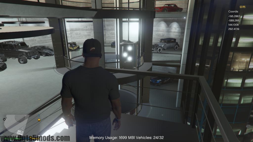 Arcadius Office Garage Download Game Gta V 9gta5modscom