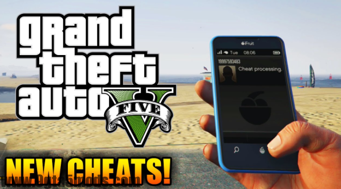 GTA 5 Cheat and Codes PS3, PS4, Xbox one - 9gta5mods com