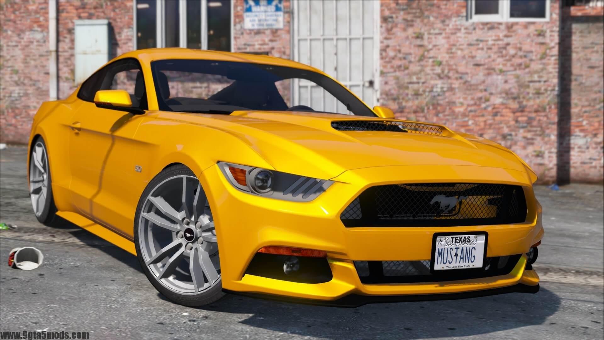 Mustang Games