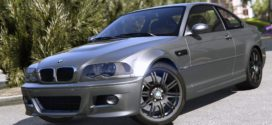 BMW M3 e46 2005  – Game GTA 5 GTA 5