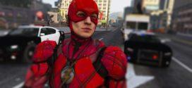 Justice League Flash Injustice 2 – Gta V Gameplay