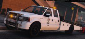 LSPD Sadler Police Ramp Truck – Gta 5 Gta V