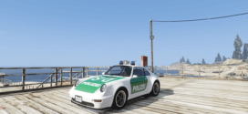Pfister Comet Retro Police pack  – GTA ON V