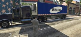 Real Brand Electronics Giant's Truck Trailers – Play Gta V